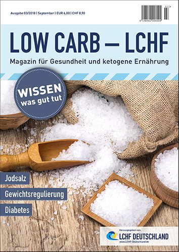 LOW CARB - LCHF Magazin 3/2018